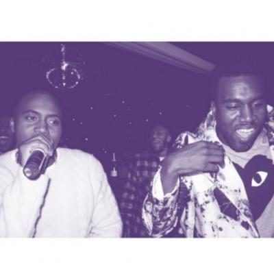 So, Kanye West is producing Nas' new album and we can't wait
