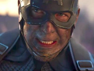 'Avengers: Endgame' directors reveal that one of the most epic trailer scenes isn't real