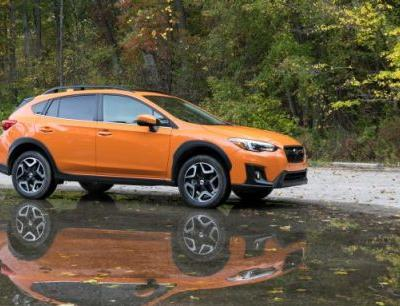 2018 Subaru Crosstrek Automatic Tested: Image Is Everything