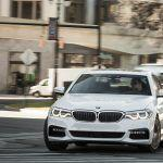 2017 BMW 540i xDrive - Instrumented Test