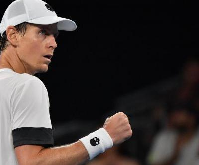 These are the four 'sleeper' players the ATP says you should watch at Australian Open
