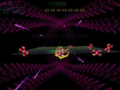Tempest 4000 review - Atari's hypnotic but rough-edged tunnel shooter