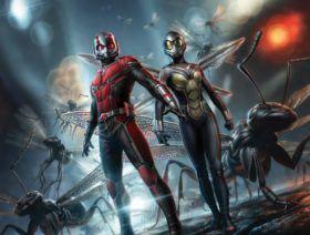 Ant-Man And The Wasp Movie - Promo Posters and Pictures