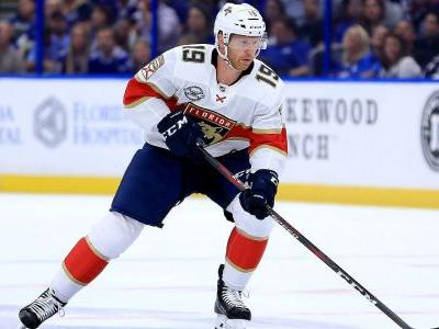 Panthers D Mike Matheson suspended 2 games for hit on Canucks rookie Elias Pettersson