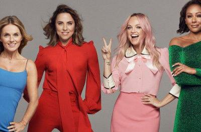 Spice Girls Announce 2019 Reunion Tour, But They're