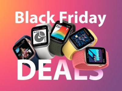 Apple Black Friday 2020: Best Apple Watch Deals Including Series 3 From $119