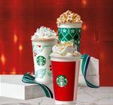 18 Insane Starbucks Holiday Drinks From Around the World