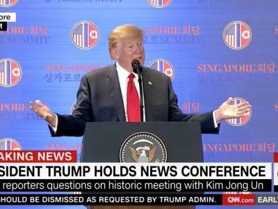 Key Moments From Trump's Marathon Presser After Kim Summit: From Trashing Trudeau to Dreaming of North Korean Condos