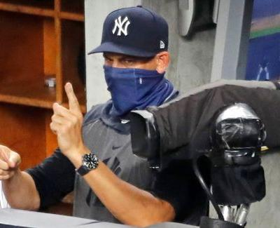 Yankees' Aaron Boone 'not expecting' Subway Series to be postponed
