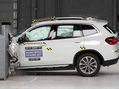 Redesigned BMW X3 picks up top accolade