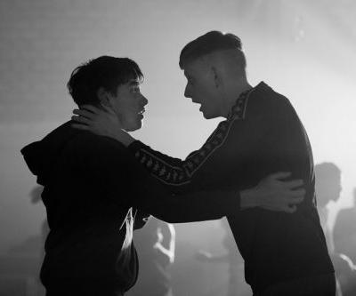 The best friends and breakout stars of coming-of-age rave film Beats