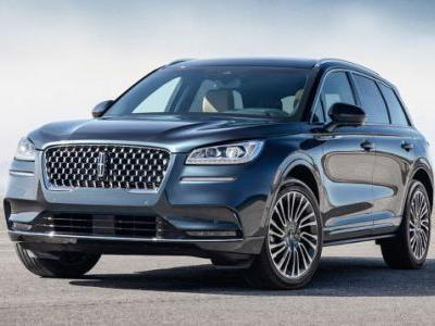 The 2020 Lincoln Corsair Turned Out to Be a Really Good-Looking Car