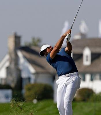 Day takes a baby step with a big round at BMW Championship