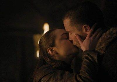 "Outrage at Arya Stark's ""Game of Thrones"" Sex"