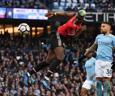 Pogba ruled out of Manchester derby, Sanchez benched
