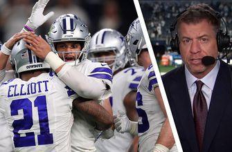 Troy Aikman: Dallas Cowboys advance by following their winning formula