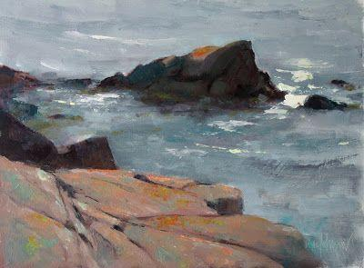 July Plein Air Painting Workshop Wrap-Up
