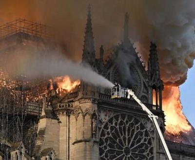 Notre Dame Cathedral will never be the same, but it can be rebuilt
