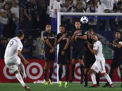 Stars collide in Los Angeles as Galaxy face LAFC in first 2019 El Trafico
