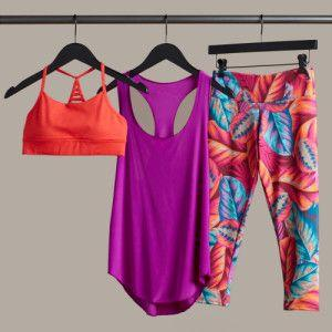 7 Fun Color Combinations to Amp Up Your Workouts