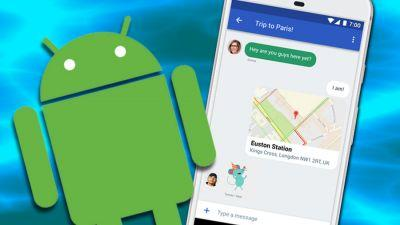 Google just made texting on Android more like WhatsApp