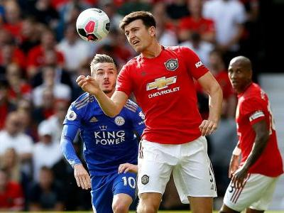 Maguire earns 7/10 as he keeps former club Leicester quiet in Man United win