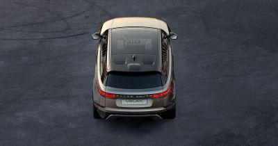 This Is The Range Rover Velar: The Evoque's Big Brother