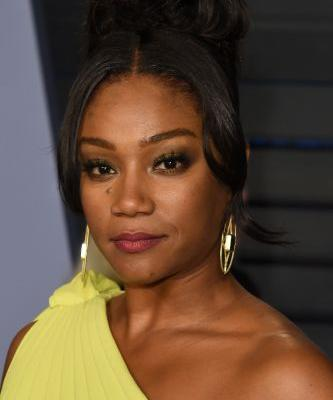 """Tiffany Haddish Regrets Getting a Perm: """"Just Be Who You Are"""""""