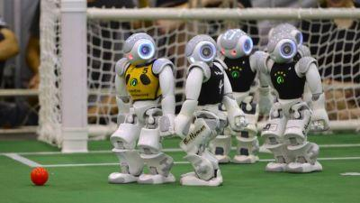 RoboCup 2017: World Cup for robots kicks off this week