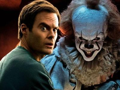IT Chapter 2 Set Photos: Pennywise Terrorizes Bill Hader