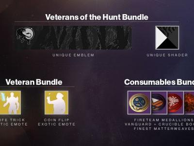 Free Destiny 2 In-Game Items Out Now For Some Forsaken Owners