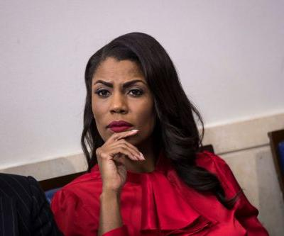 Omarosa releases taped conversation with President Trump