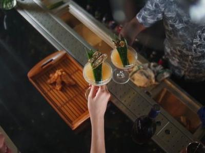 Unlock the Bars: Knowhere Bangsar concocts the perfect blend of pisang berangan and Martell Noblige