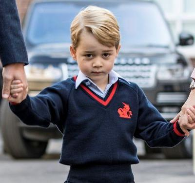 Kensington Palace released a new portrait for Prince George's 5th birthday - and people can't get enough of it