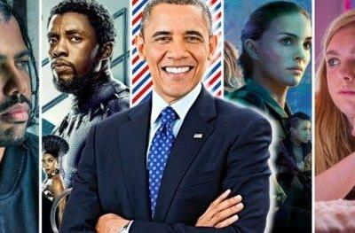 Obama Reveals His 15 Favorite Movies of 2018Former President