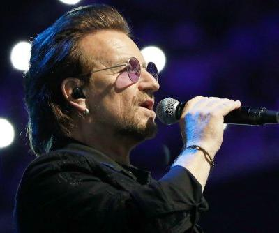 U2 abruptly ends Berlin show after Bono loses his voice
