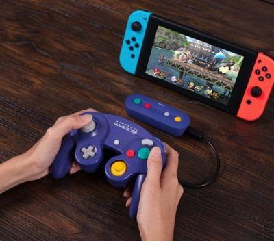 8BitDo reveals GBros. Wireless Adapter for Switch, allows you to play using wired GameCube, NES, SNES controllers and more