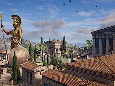The Golden Age of Ancient Greece Gets Faithfully Recreated in the New Video Game Assassin's Creed: Odyssey