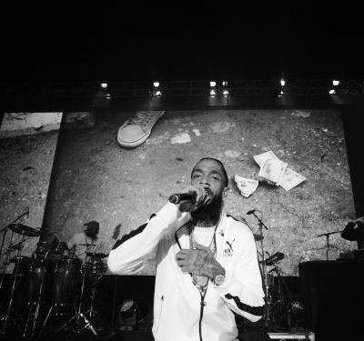 Nipsey Hussle used the money he made from rapping to give back and invest in his hometown: 'Growing up as a kid, I was looking for somebody that cared'