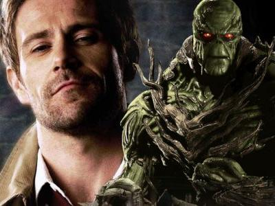 Swamp Thing Star Would Love a Justice League Dark or Constantine Team-Up