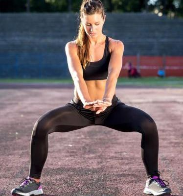 Which Squat Variations Target the Inner Thighs Best?