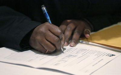Requests for US jobless aid rose last week, but still low