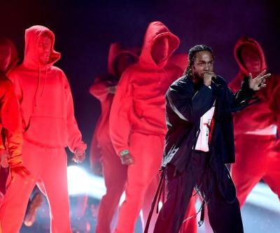 Kendrick Lamar's Grammys Performance Will Leave You Breathless From Start to Finish