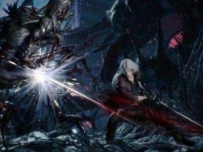 Capcom: if fans want Dante in Smash, they should campaign for Devil May Cry on Switch