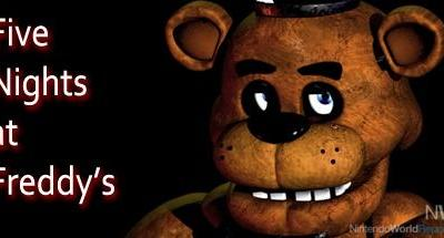 Five Nights At Freddy's Getting Five Switch Games