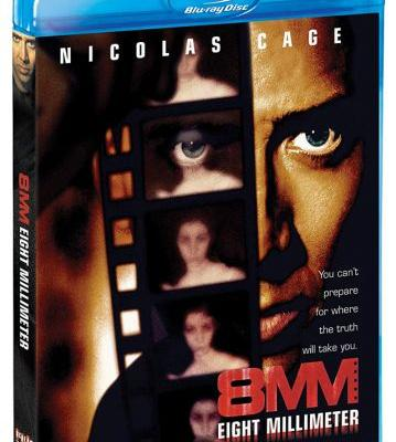 '8MM' Starring Nicholas Cage Blu-ray Details for January 2019 Release