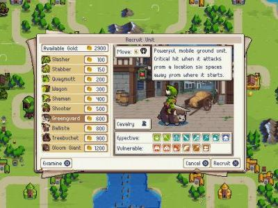 Wargroove Brings its Turn-Based Tactics to PS4 Tuesday