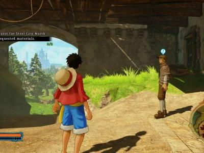 One Piece World Seeker Side Quest Guide