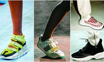 STYLE HUNTER: Trainers dominate semi-formal space