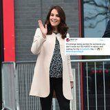 People on Twitter React to Kate Middleton's Labor In the Most Brilliantly Patriotic Way
